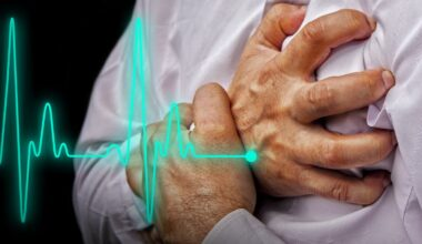How does Covid-19 affect the heart attack rate in Adulthood?